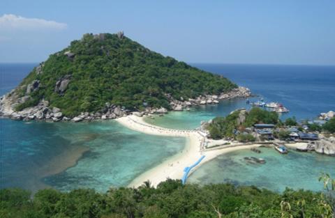 """พื้นที่คุ้มครองทรัพยากรทางทะเลและชายฝั่ง<br>""""เกาะเต่า"""""""