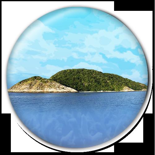 """พื้นที่คุ้มครอง ทช. """"หมู่เกาะกระ"""""""